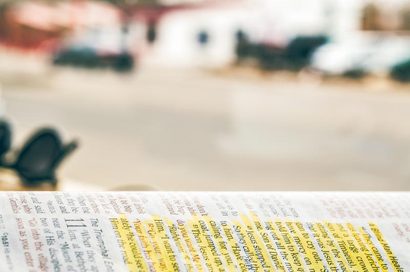 Bible-blur-book-895449